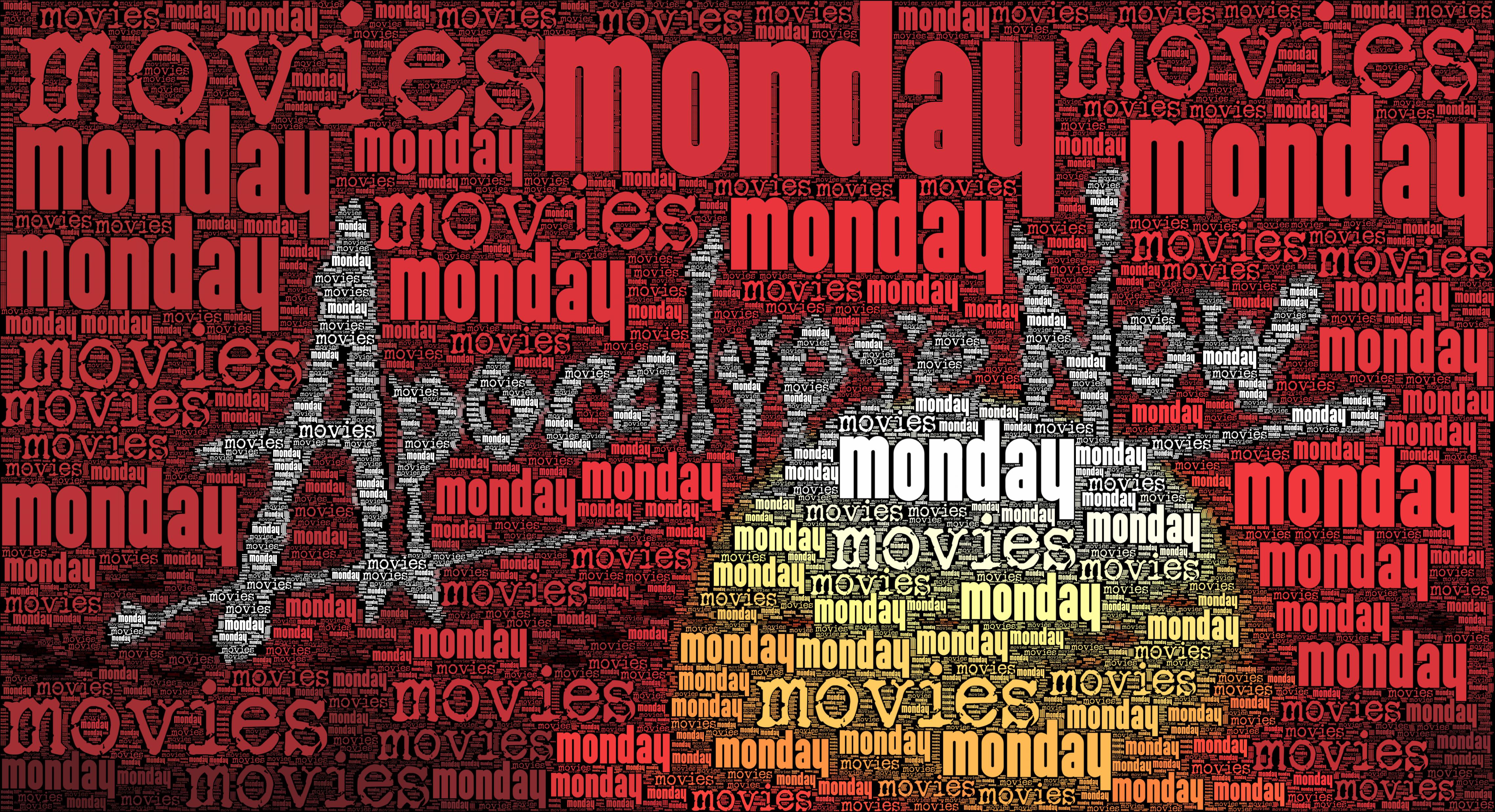 Monday Movies ~ 29/06/2020