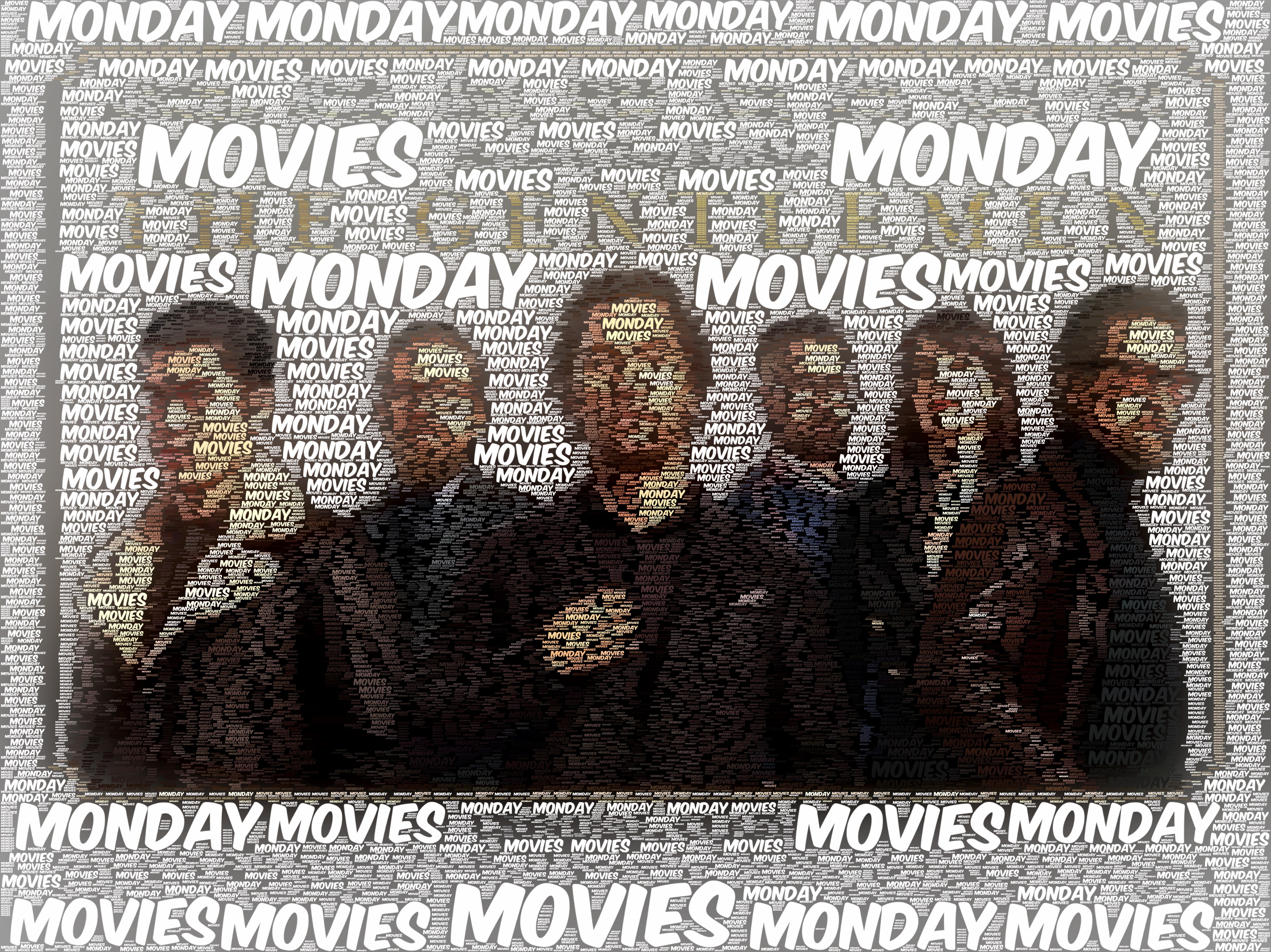 Monday Movies ~ 21/09/2020