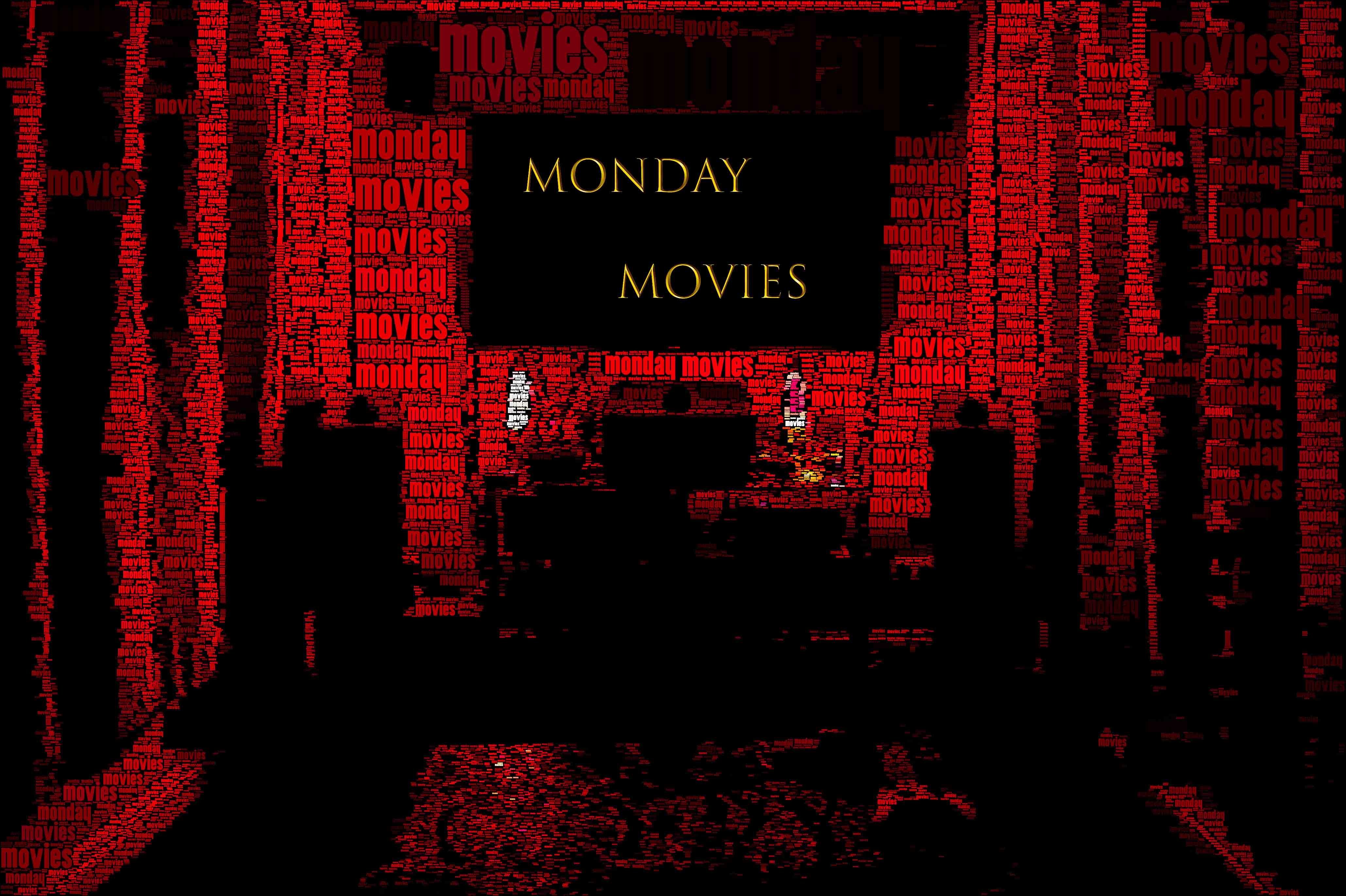 Not the 365~ a Monday Movies round up!